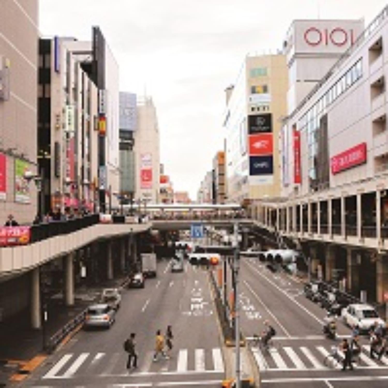 町田市の風景画像
