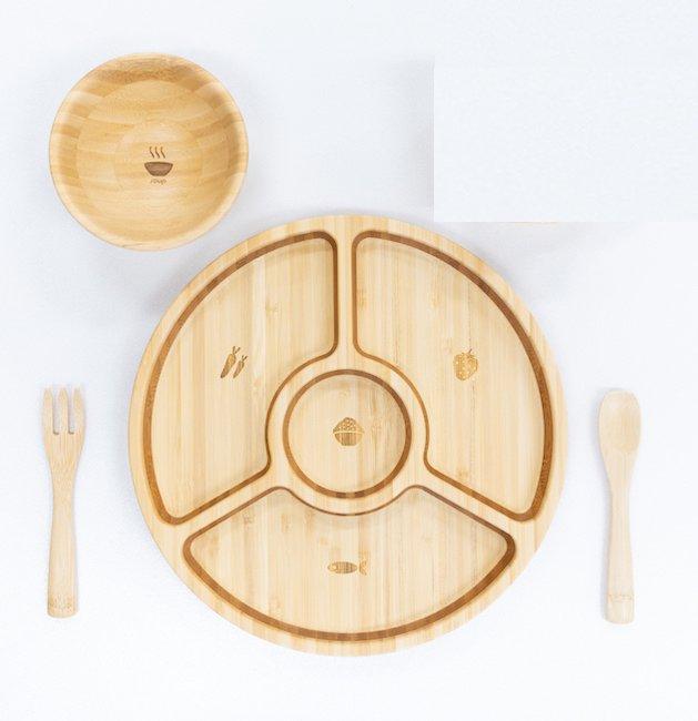 竹食器(バランサースペシャルセット)
