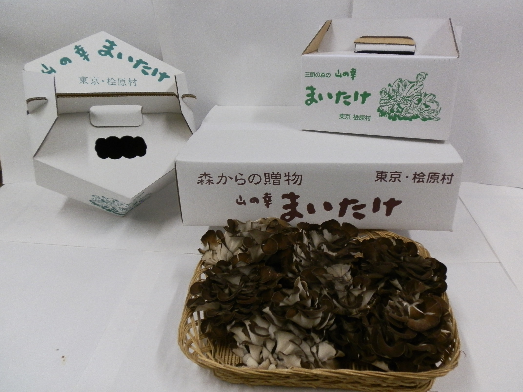 舞茸(約1.6kg)