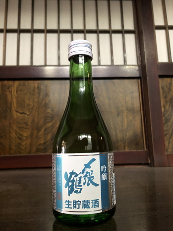 AB4014 〆張鶴 夏吟醸 吟醸生貯蔵酒300ml 6本セット
