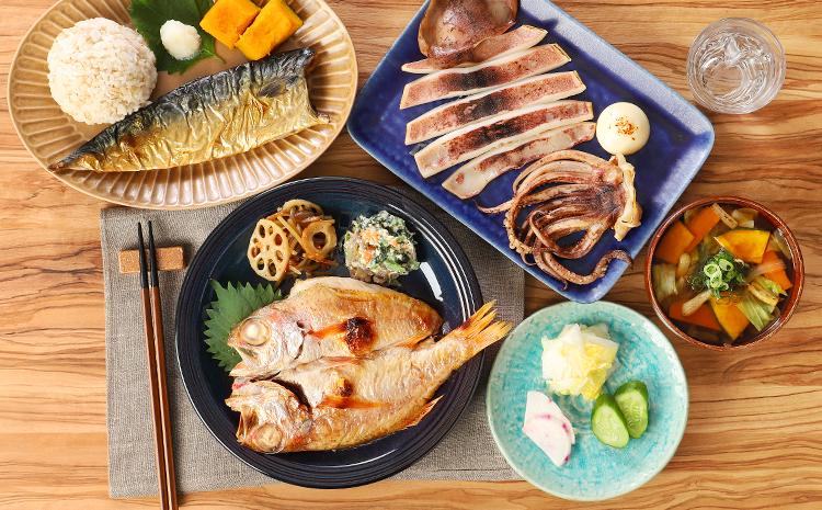 旨み凝縮!日本三大魚醤「いしる」使用 能登のいしる干しセット