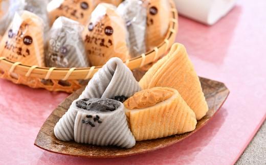 [K058] 能登銘菓 ごま&黒蜜きな粉おだまきセット