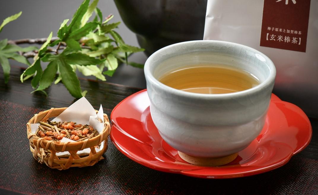 [K064] 神子茶・かりんと・神子ポンのセット