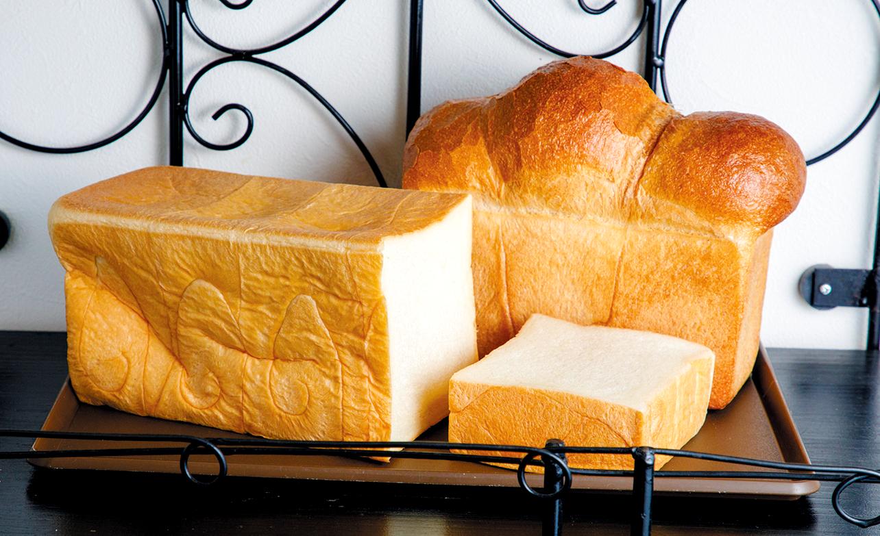 [5839-1442]極上純生食パンと国産小麦のイギリスパンセット