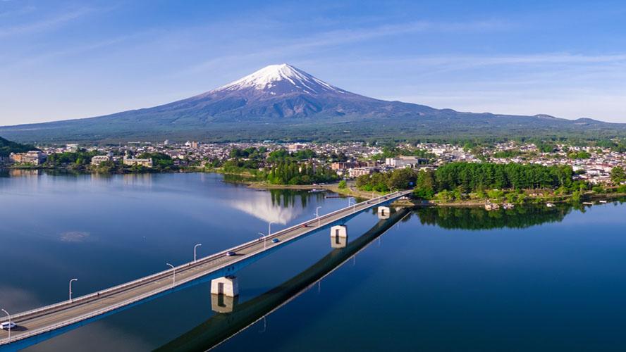 山梨県 富士河口湖町