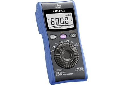 074-001 デジタルマルチメータDT4224 【日置電機】