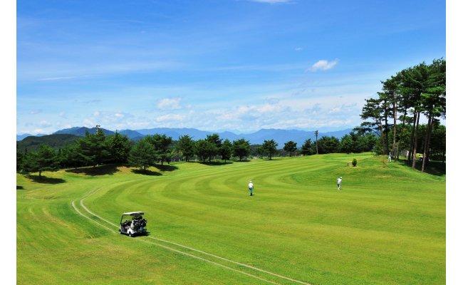 400-002信州上田グランヴィリオゴルフ倶楽部ご招待プラン宿泊付A(4名分)