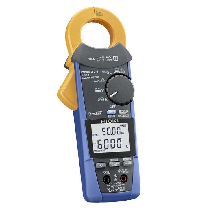 145-001 AC/DCクランプメータ CM4371
