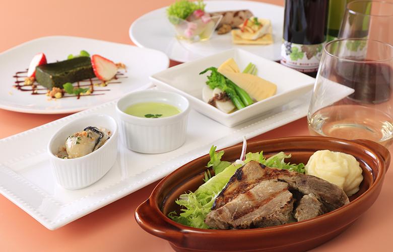 110-003観光列車「ろくもん」食事つきプラン ペア(2名様)乗車券