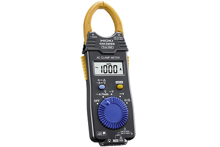 053-001 ACクランプメータ CM3289 【日置電機】