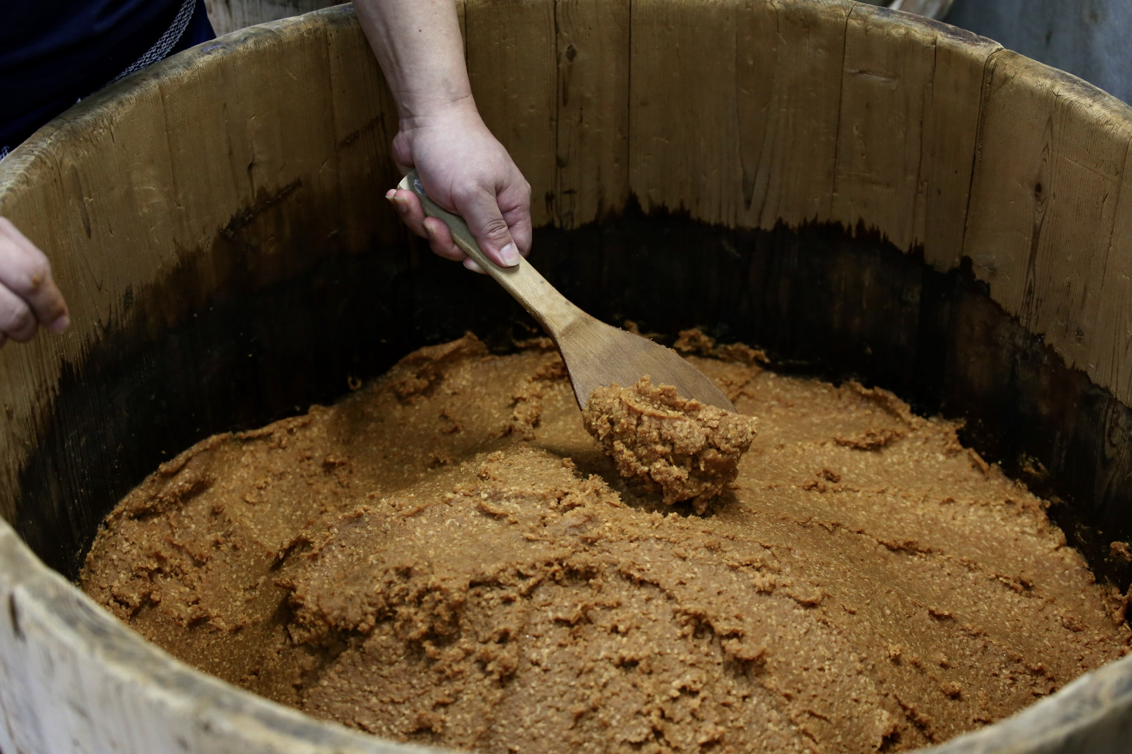 016-024 いろいろな味を楽しみたい方へ こだわり信州味噌 大吟醸みそ含む4種4kg詰合せ(H)