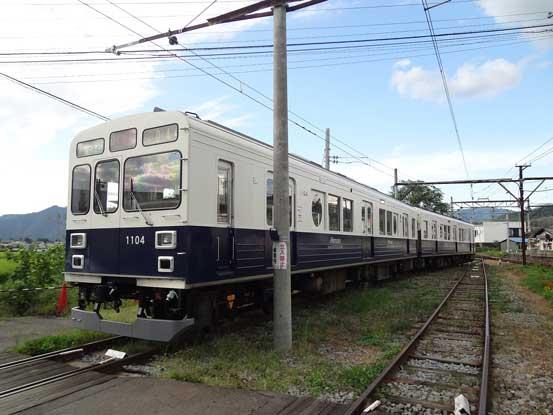 【112-002】鉄道ファンのための至高の1時間!別所線撮影し放題権