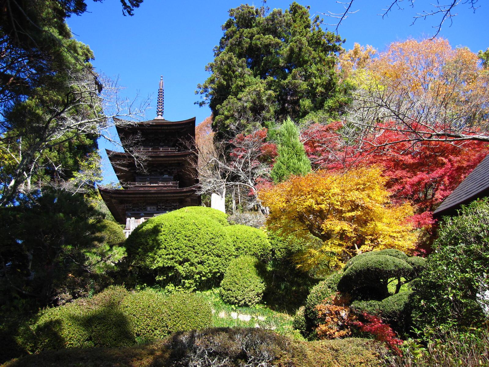 長野県 青木村