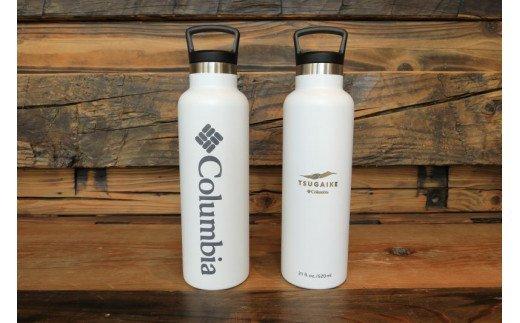 栂池自然園オリジナルボトル(ホワイト)