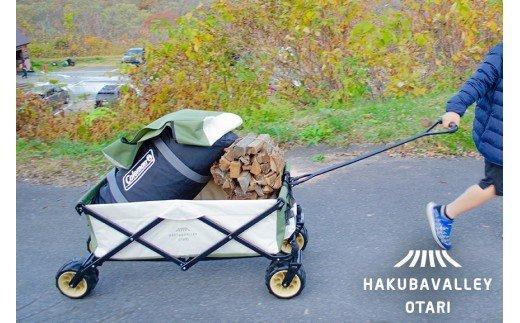 【令和3年2月上旬以降発送】HAKUBA VALLEY OTARI オリジナルアウトドアワゴン