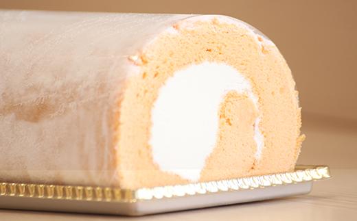 52.米粉ロールケーキ