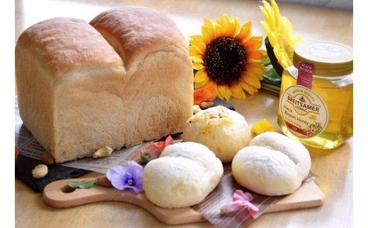 6.信濃町産小麦を使った発酵パンセット