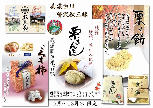 No.43 贅沢秋三昧セット