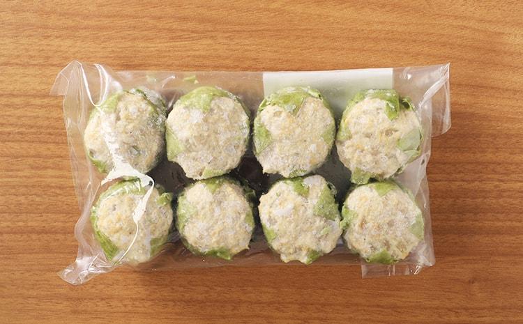 No.17_大自然白川町のお惣菜4種セット(焼肉・ハンバーグ・餃子・シュウマイ)