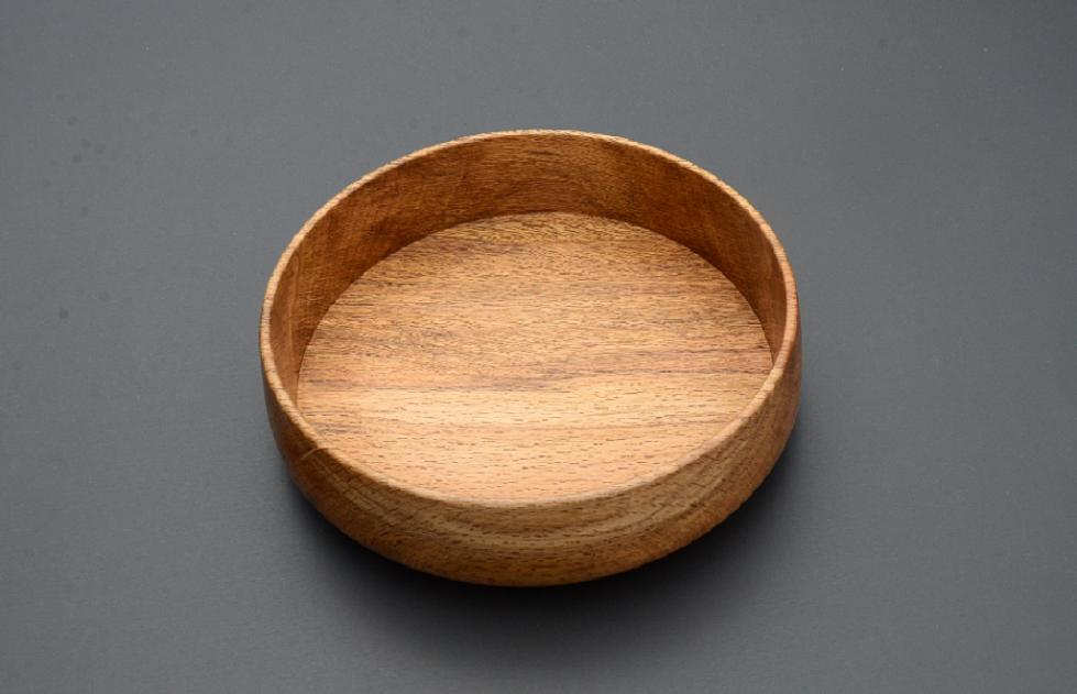 No.138 白川産の木材を使った器⑩