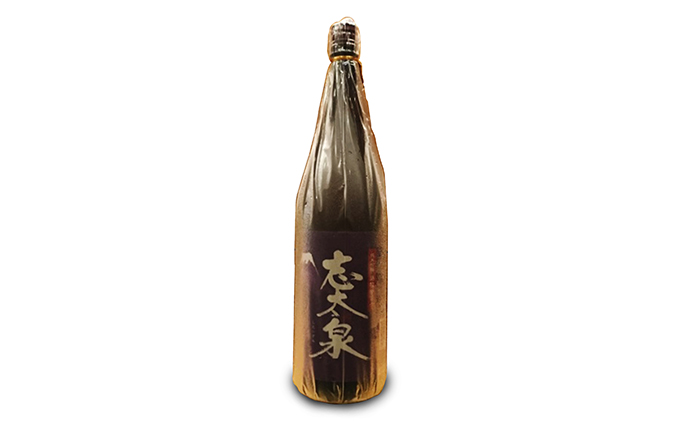 オール藤枝の地酒「志太泉 純米吟醸藤枝誉富士」