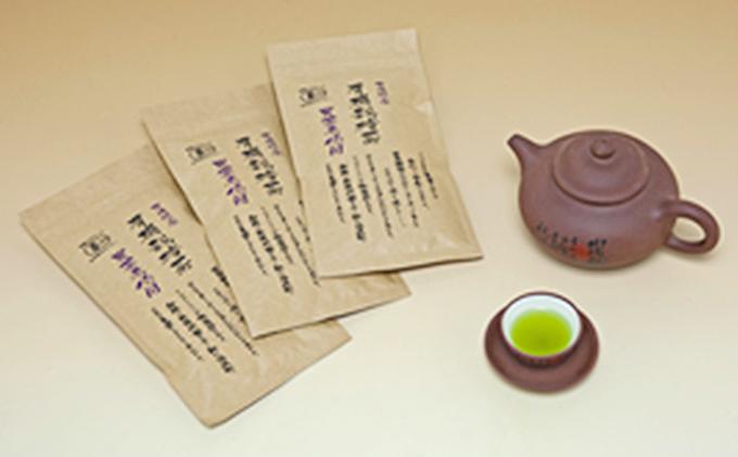 有機栽培茶 煎茶 3袋