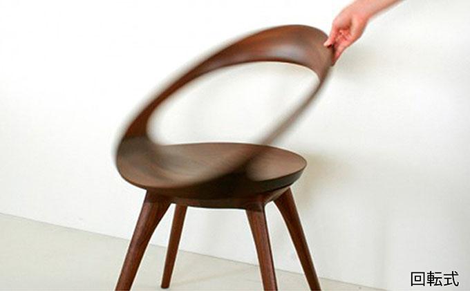 起立木工ANELLO(アネロ)チェア ブラックチェリー/オイル仕上げ 椅子