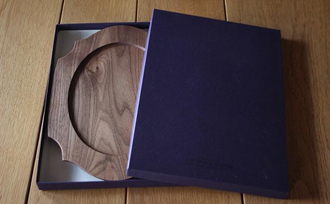 woodplate M【アメリカンブラックウォールナット材】