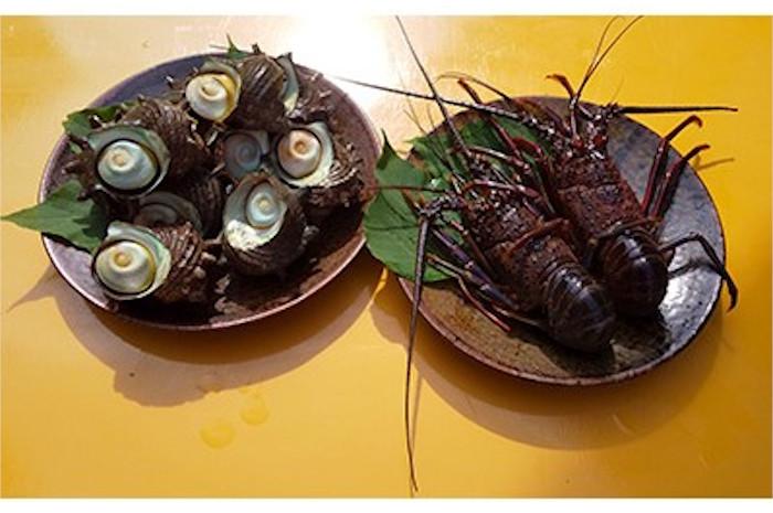 辻水産の「海の贈り物」 Mセット