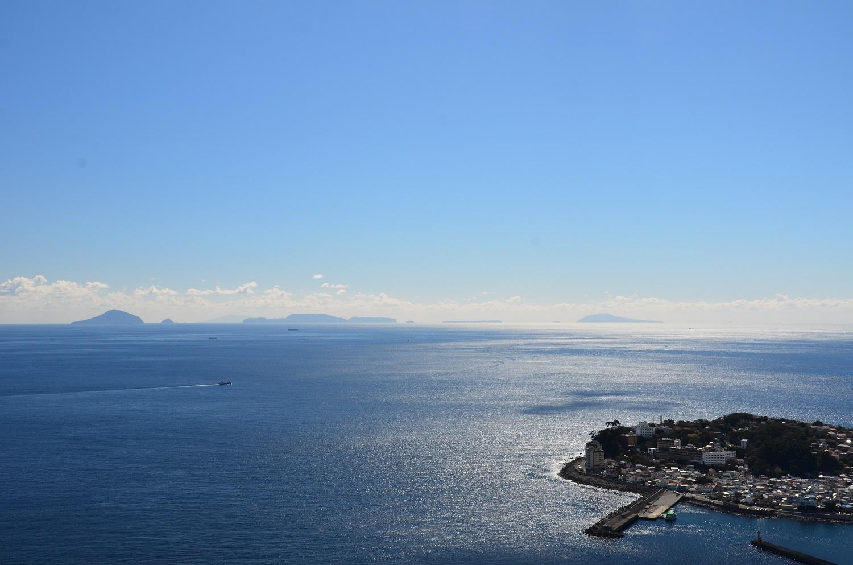 東伊豆町の風景画像