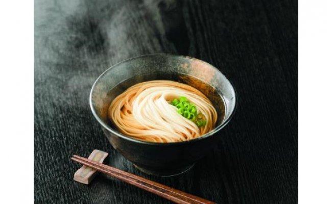 九重製麺特製 手延べうどんセット H002-016
