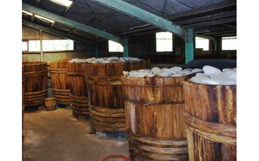 古式手造り味噌 たまりしょう油 詰合せ H016-001