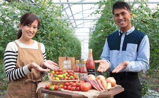 【限定50セット先行受付!!】シーズンスタート11月から楽しめるトマト6か月定期便 H004-034