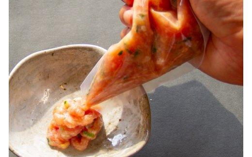 元祖白だし濃厚スープ 名古屋コーチンつみれ鍋セット(5〜6人前) H001-022