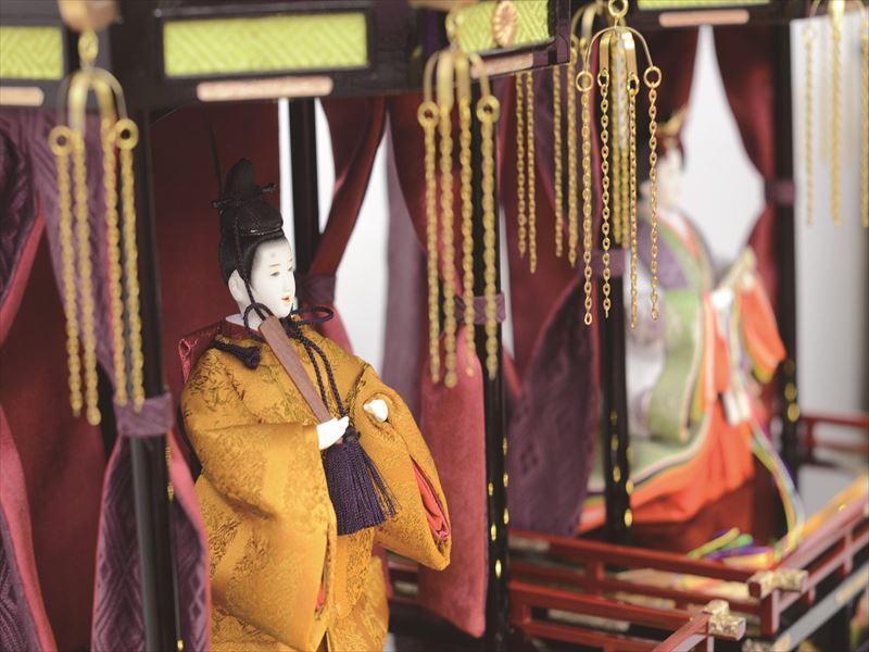 希少!限定20セット 令和即位の礼 天皇陛下玉座 高御座記念雛人形 H067-012