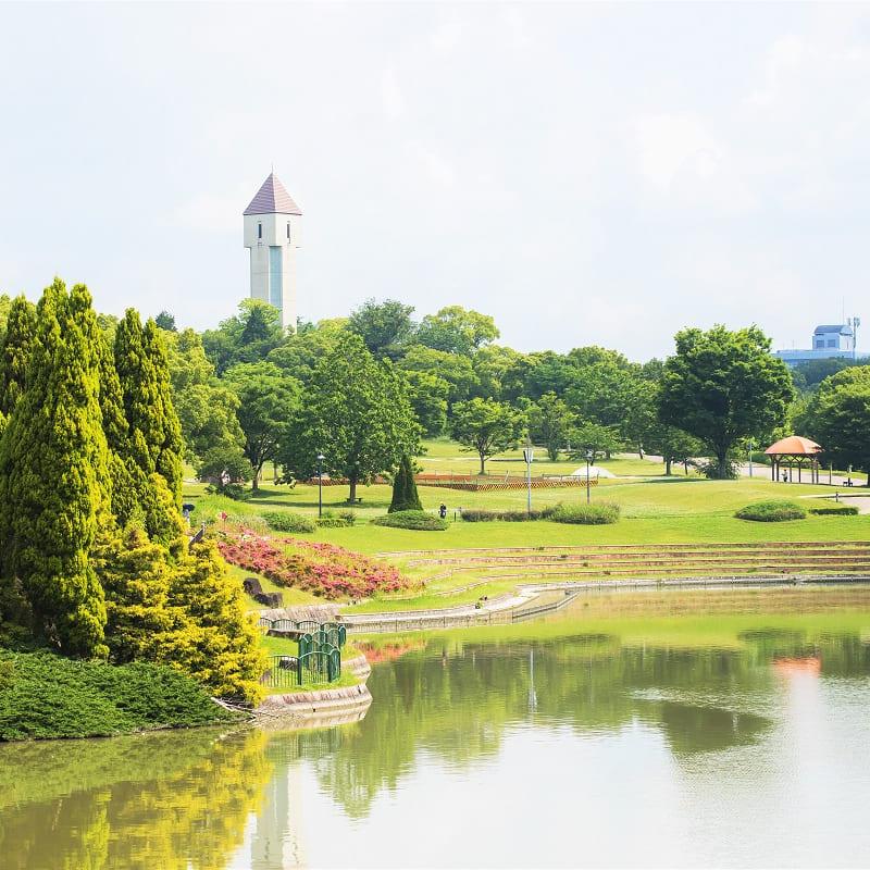 大府市の風景画像