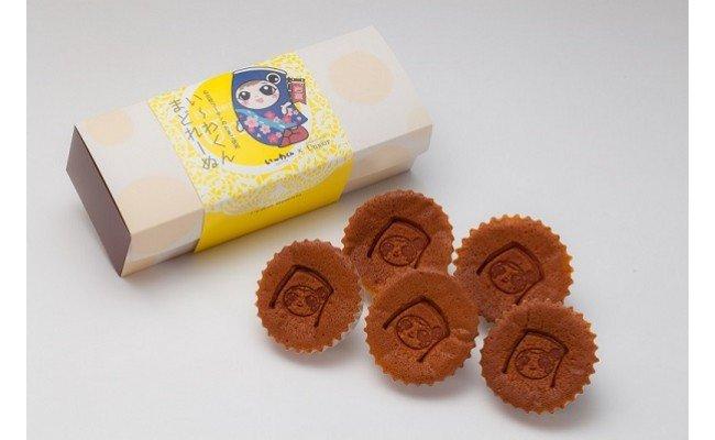 養鶏所直送の名古屋コーチン卵使用の半熟チーズケーキとメープリンセット
