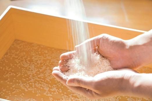 823 〈伊勢のくに 匠の一座〉匠の穂 お伊勢さんのお米詰め合せ(2.7kg)