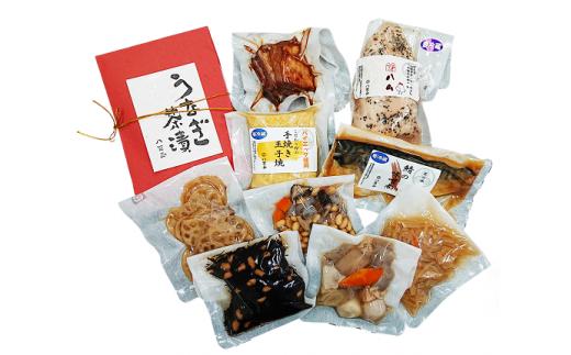 526 八百正 匠の味シリーズ お惣菜セット