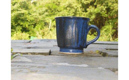 IG-01 「呉須」八面コーヒーカップ