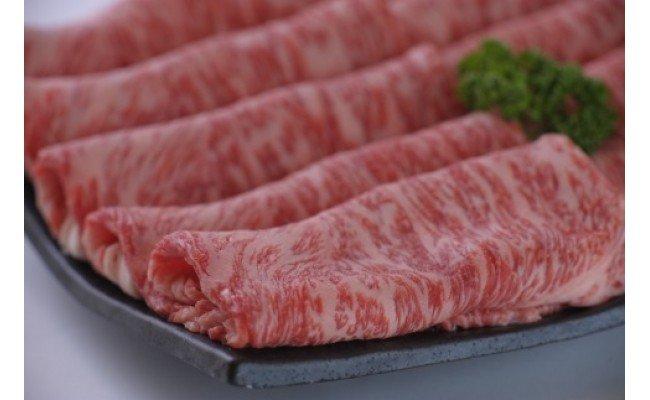◆宝牧場近江牛ロースすき焼き 500g