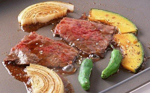 BB-1.【和牛一筋の精肉店】 大和牛 モモ焼肉用 500g