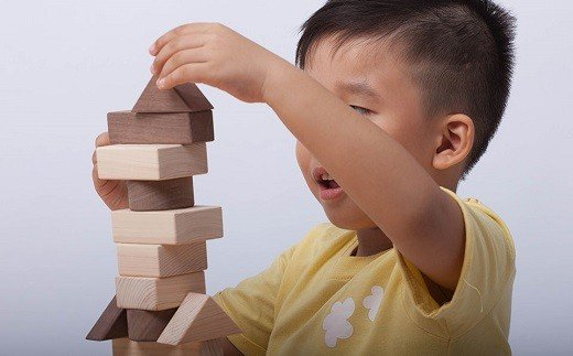 BH-1.【檜のおもちゃ】BUILDING BLOCK