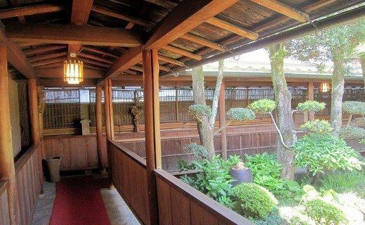 JA-1.【古都・奈良の料理旅館】大正楼 大和名産プラン ペア宿泊券