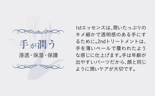 Z-44. 【簡単ハンドケア】サロン・ド・オンテ ファースト ハンドエッセンス〈ハンドジェル〉150g