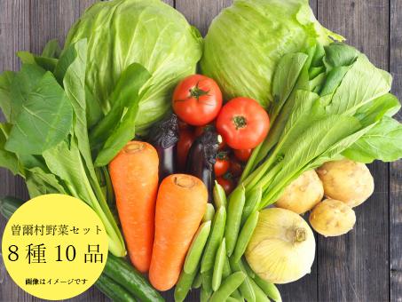 【ふるさと納税】【8種以上10品】名水流れる曽爾村の野菜セット(発送月は2021年7月~9月からご選択)