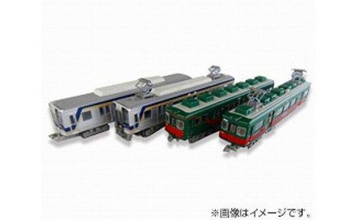 鉄道コレクション南海2000系後期型+2200系[天空]4両セット