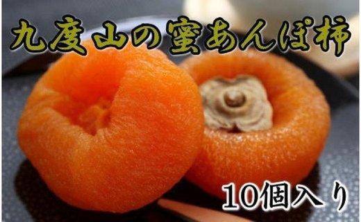 九度山あんぽ柿「蜜あんぽ」大きめサイズ10袋入り[2021年12月〜発送]【無添加】