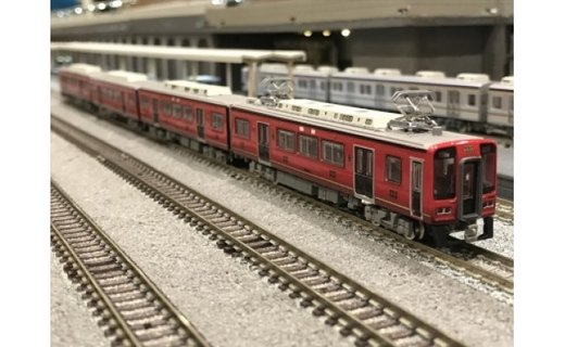 南海Nゲージ南海2000系南海・赤備え列車4両スターターセット