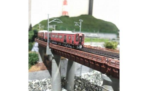 南海Nゲージ南海2000系南海・赤備え列車4両セット